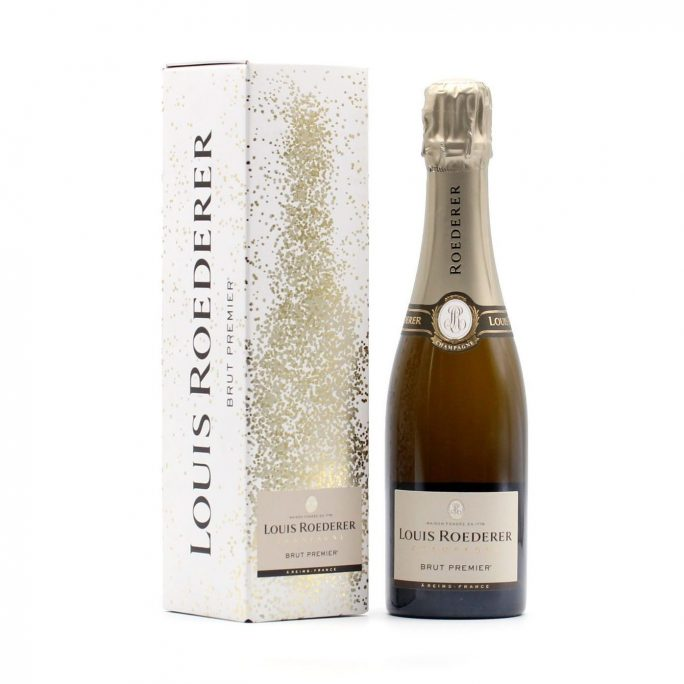 Roederer Brut Premier Champagne Half (37.5cl)