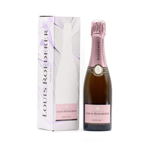 Roederer Brut Champagne Rose Vintage 2011 Half (37.5cl)