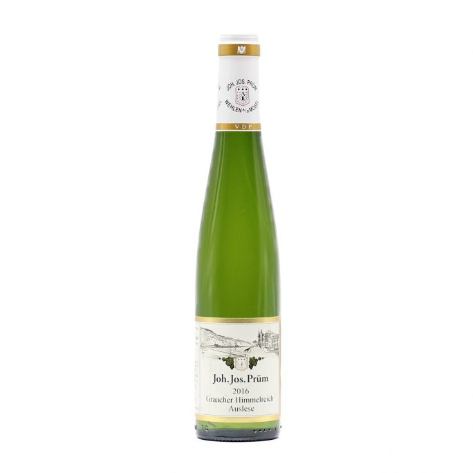 Riesling Auslese 2016 HALF (37.5cl)