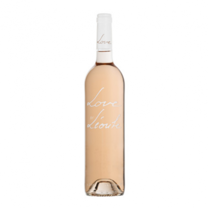 Love By Leoube Rose 2018 BOTTLE (75cl)